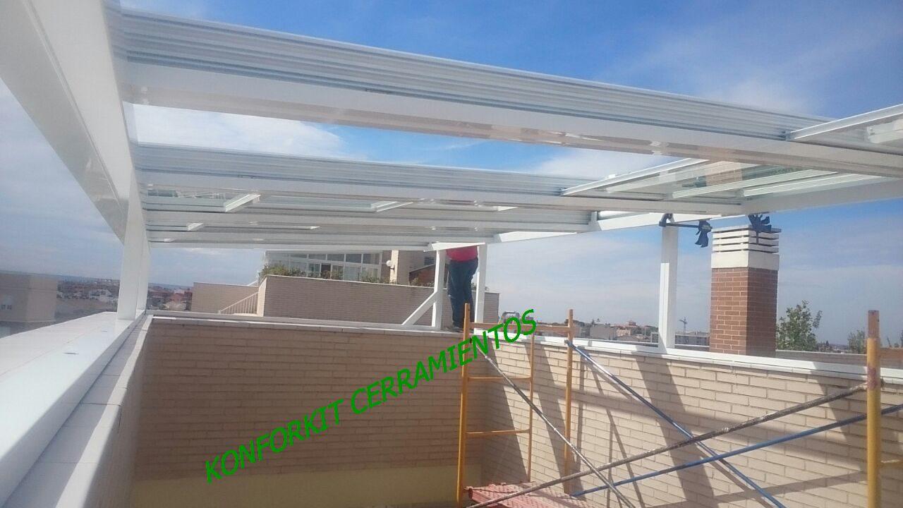 terraza en construccion zaragoza konforkit konforkit